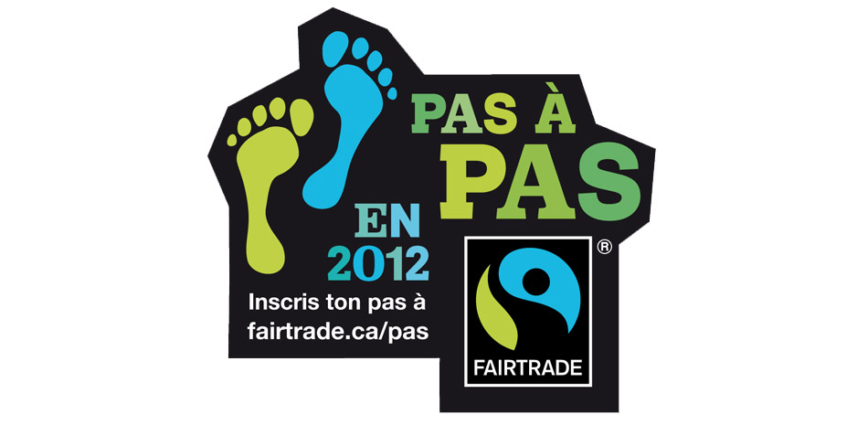 Fairtrade - Pas à Pas en 2012